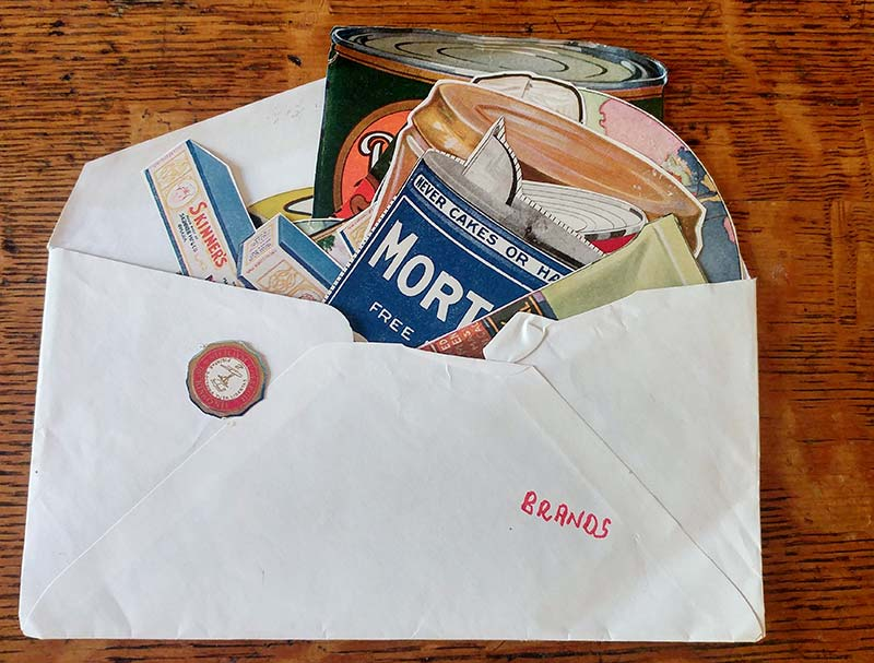Brands fragments