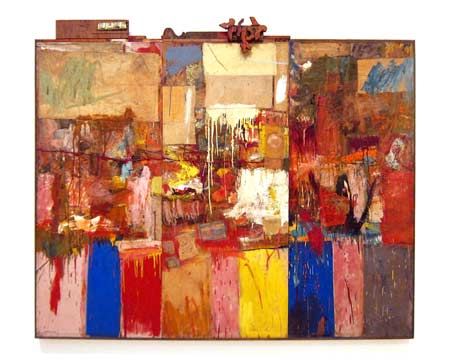 Robert Rauschenberg Collection formerly untitled